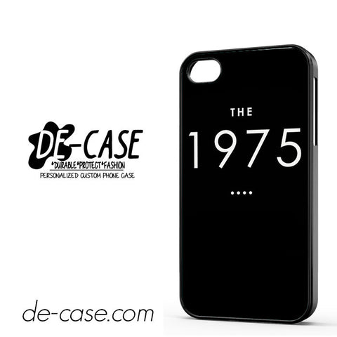 1975 For Iphone 4 Iphone 4S Case Phone Case Gift Present YO