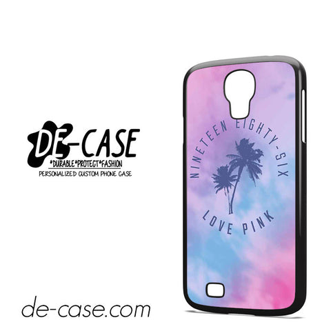 1986 Love Pink DEAL-06 Samsung Phonecase Cover For Samsung Galaxy S4 / S4 Mini