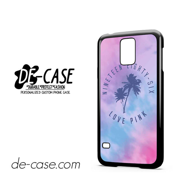 1986 Love Pink DEAL-06 Samsung Phonecase Cover For Samsung Galaxy S5 / S5 Mini