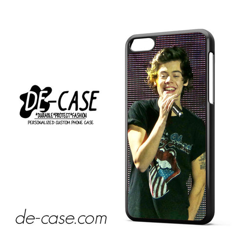 1D One Direction Harry Styles DEAL-07 Apple Phonecase Cover For Iphone 5C