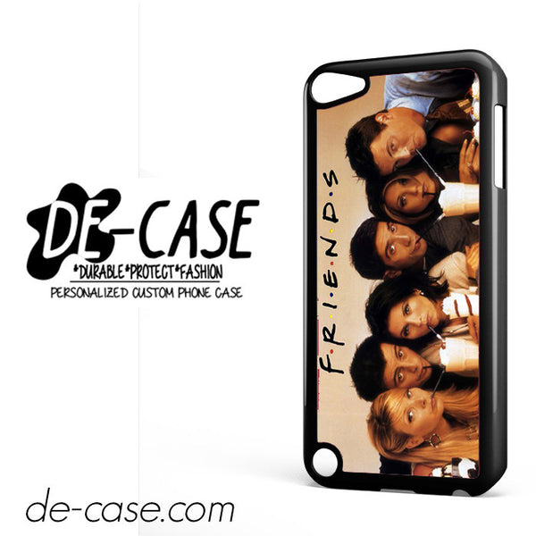 Friends TV Show DEAL-4432 Apple Phonecase Cover For Ipod Touch 5