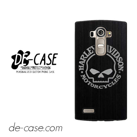 Fuse Harley Davidson Aluminum Shell Hybrid DEAL-4501 LG Phonecase Cover For LG G4