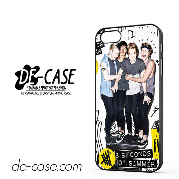 5 Seconds Of Summer She Looks So Perfect For Iphone 5 Iphone 5S Case Phone Case Gift Present