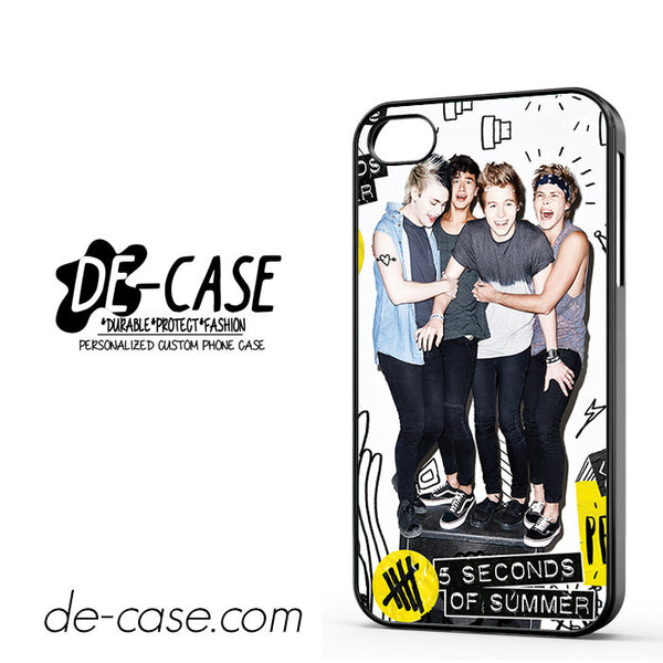5 Seconds Of Summer She Looks So Perfect For Iphone 4 Iphone 4S Case Phone Case Gift Present
