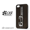 63 Amg For Iphone 4 Iphone 4S Case Phone Case Gift Present