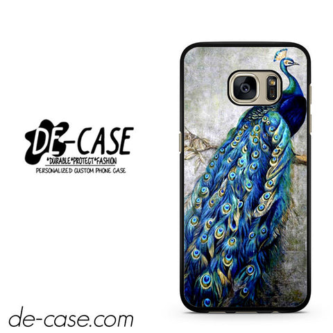 Peacock Art DEAL-8513 Samsung Phonecase Cover For Samsung Galaxy S7 / S7 Edge