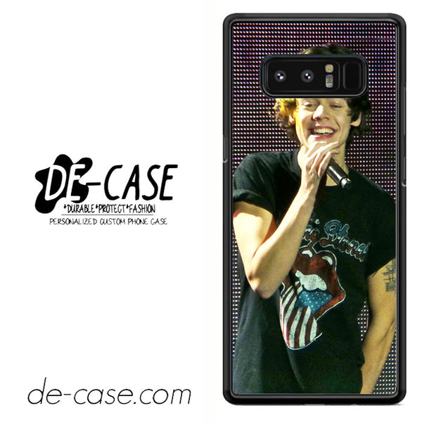 1D One Direction Harry Styles DEAL-07 For Galaxy Note 8 Case