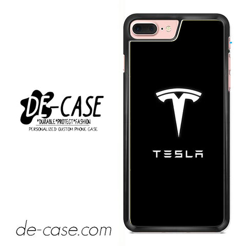 Tesla Motors Logo DEAL-12310 For Iphone 8 Plus Case
