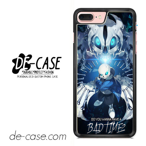 Undertale Badtime DEAL-12317 For Iphone 8 Plus Case