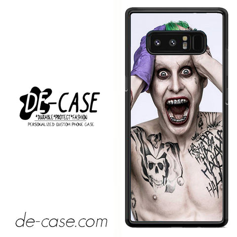 30 Seconds To Mars As Joker DEAL-27 For Galaxy Note 8 Case