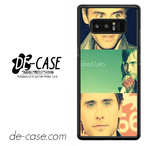 30 Seconds To Mars Jared Leto DEAL-35 For Galaxy Note 8 Case