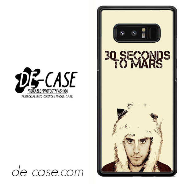 30 Seconds To Mars Jared Letto DEAL-36 For Galaxy Note 8 Case