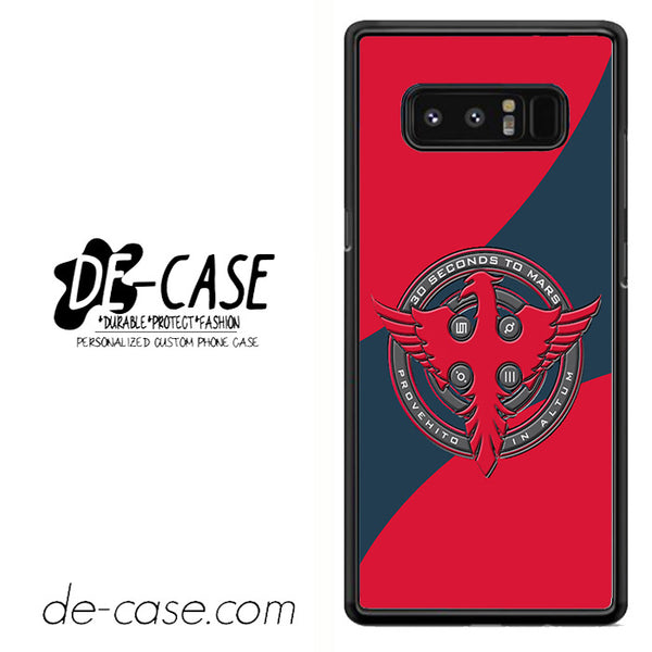 30 Seconds To Mars Logo Band Man DEAL-39 For Galaxy Note 8 Case