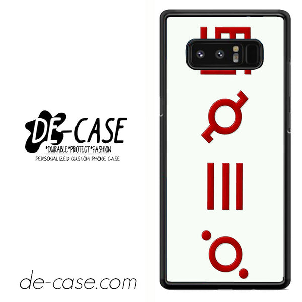 30 Seconds To Mars Logo Cool DEAL-40 For Galaxy Note 8 Case