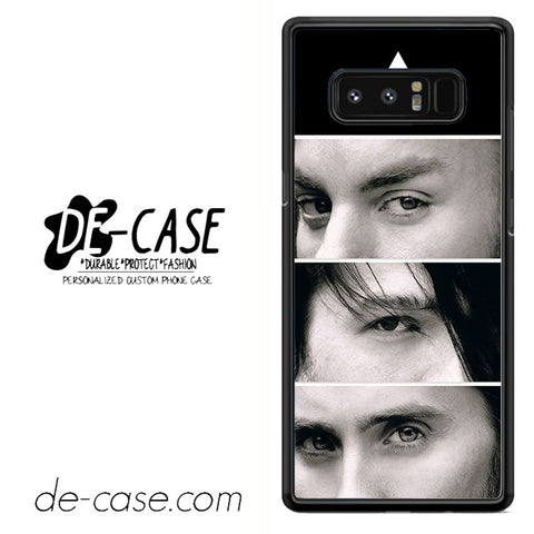 30 Seconds To Mars Members DEAL-44 For Galaxy Note 8 Case