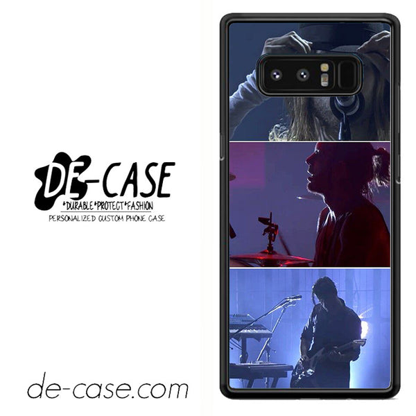 30 Seconds To Mars On Stage DEAL-45 For Galaxy Note 8 Case