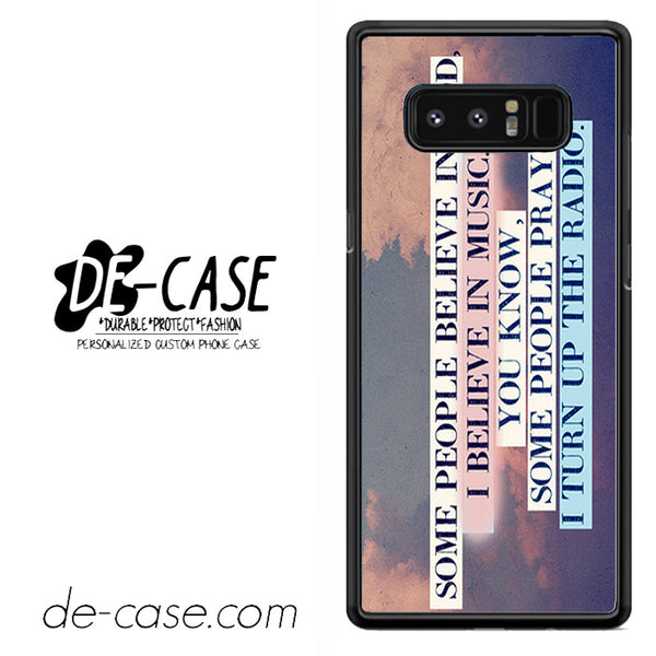 30 Seconds To Mars Quotes Unique DEAL-47 For Galaxy Note 8 Case