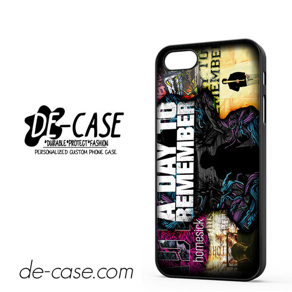 A Day To Remember Cover Album For Iphone 5 Iphone 5S Case Phone Case Gift Present