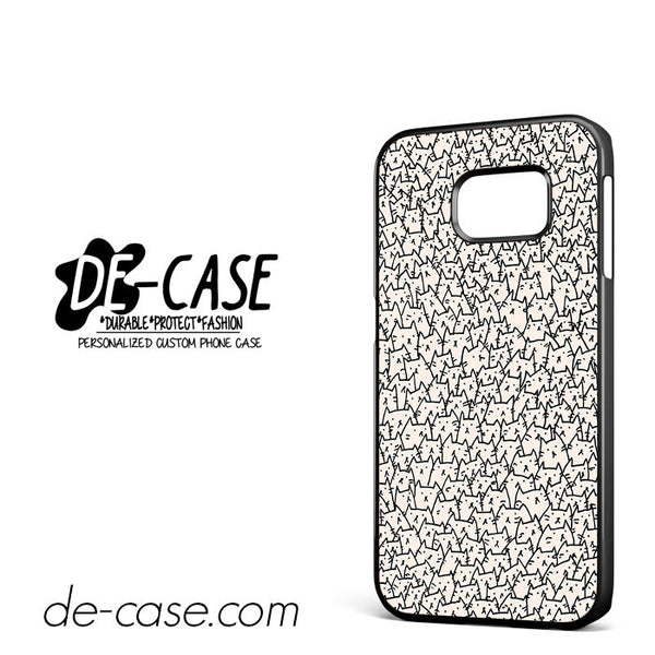 A lot Of Cat For Samsung Galaxy S6 Edge Case