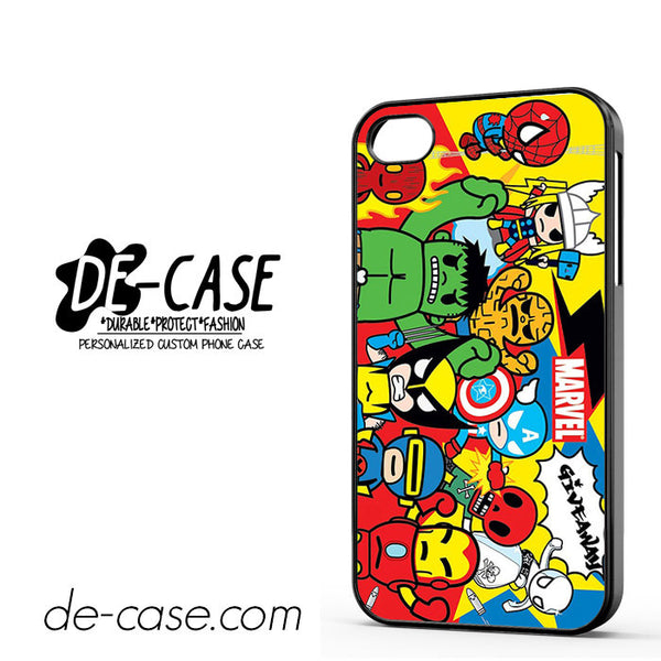 Action Marvel Assamble For Iphone 4 Iphone 4S Case Phone Case Gift Present