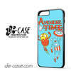 Adventure Time The Avenger Captain America And Ironman For Iphone 6 Iphone 6S Iphone 6 Plus Iphone 6S Plus Case Phone Case Gift Present