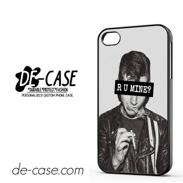 Alex Turner Arctic Monkeys For Iphone 4 Iphone 4S Case Phone Case Gift Present