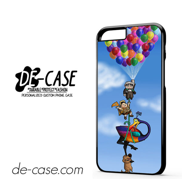 All Character Up Fly With Balloon For Iphone 6 Case