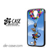 All Character Up Fly With Balloon For Samsung Galaxy S4 Case