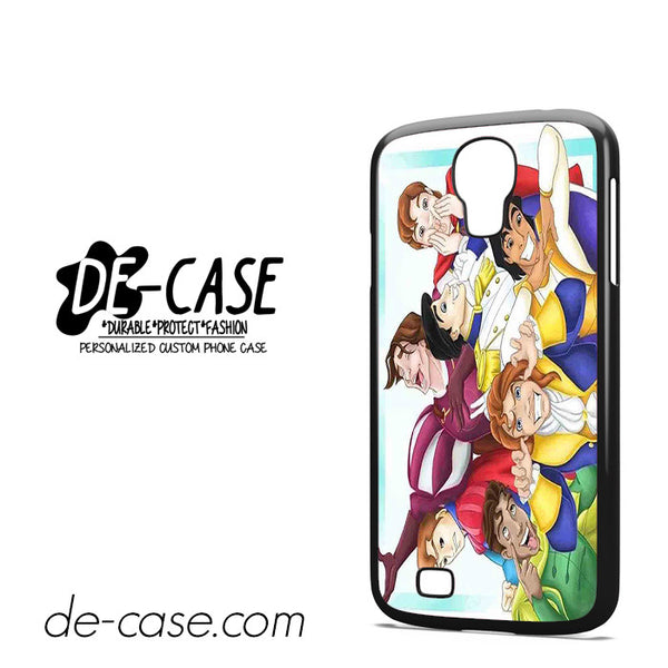 All Disney Prince Cinderella Funny For Samsung Galaxy S4 Case Phone Case Gift Present