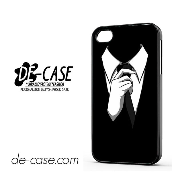 Anonymous Suit For Iphone 4 Iphone 4S Case Phone Case Gift Present