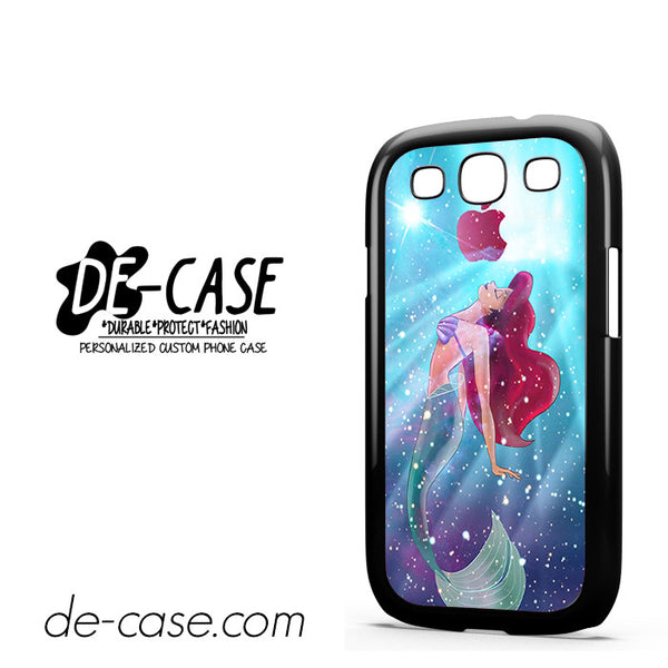 Ariel The Little Mermaid Galaxy For Samsung Galaxy S3 Case Phone Case Gift Present