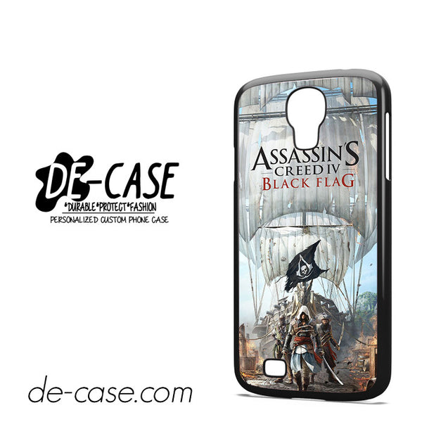 Assassin's Creed Black Flag For Samsung Galaxy S4 Case Phone Case Gift Present
