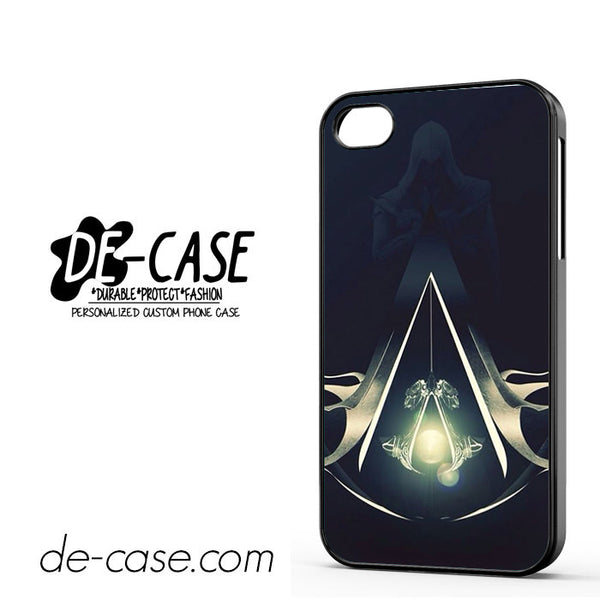 Assassin's Creed Logo For Iphone 4 Iphone 4S Case Phone Case Gift Present