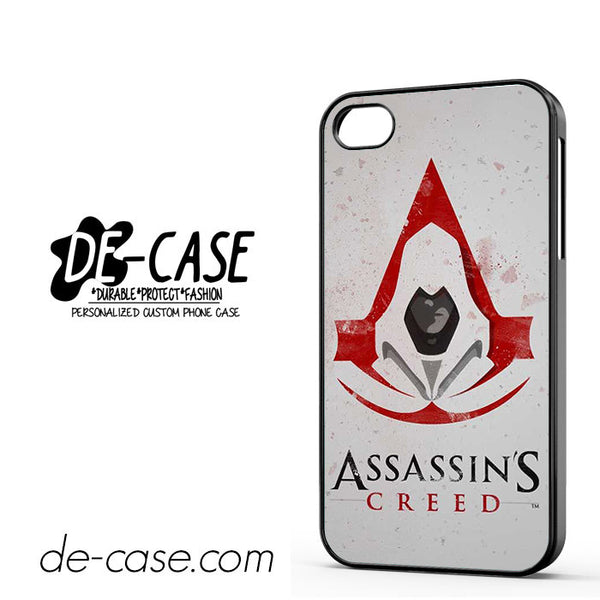 Assassin's Creed Retro For Iphone 4 Iphone 4S Case Phone Case Gift Present