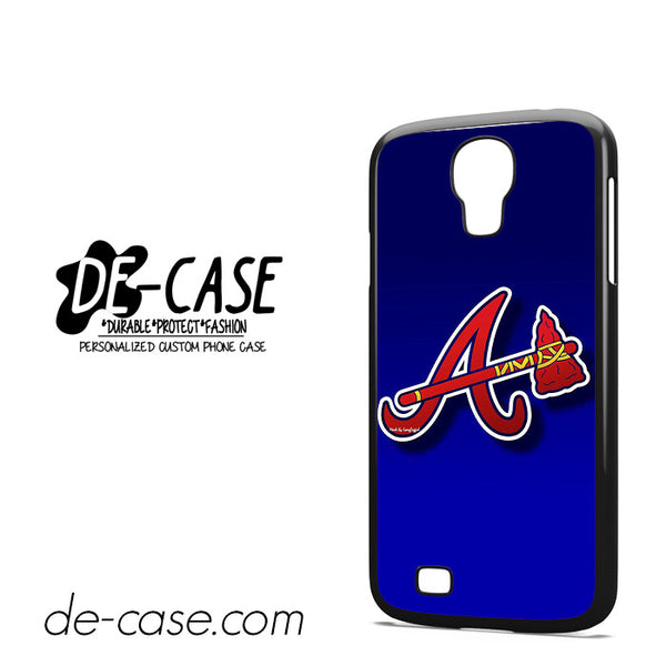 Atlanta Braves For Samsung Galaxy S4 Case Phone Case Gift Present