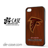 Atlanta Falcons Woods For Iphone 4 Iphone 4S Case Phone Case Gift Present