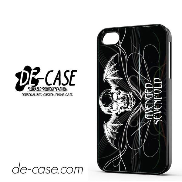 Avenged Sevenfold For Iphone 4 Iphone 4S Case Phone Case Gift Present