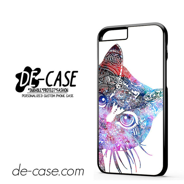 Aztec Cat In Rainbow Color For Iphone 6 Iphone 6S Iphone 6 Plus Iphone 6S Plus Case Phone Case Gift Present