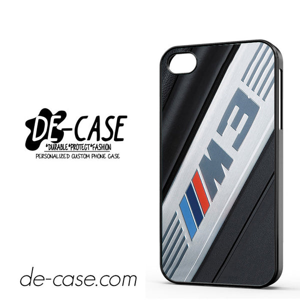 Bmw M3 Logo For Iphone 4 Iphone 4S Case Phone Case Gift Present
