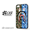 Bape Shark Camo Flag For Iphone 4 Iphone 4S Case Phone Case Gift Present