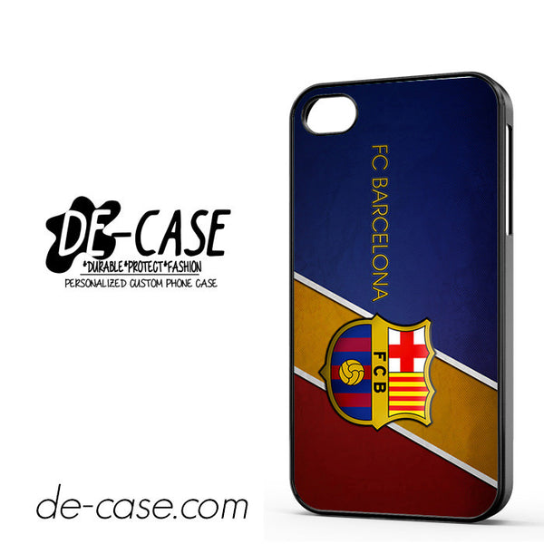 Barcelona Logo Series For Iphone 4 Iphone 4S Case Phone Case Gift Present