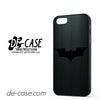 Batman Black Logo For Iphone 5/5S Case