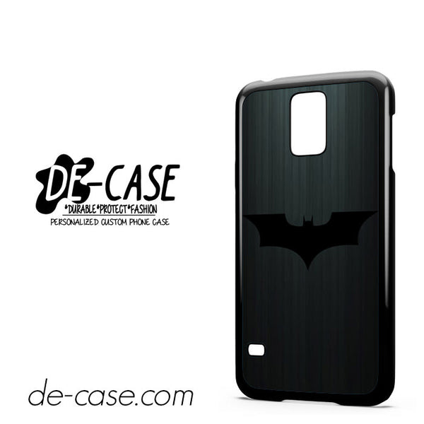 Batman Black Logo For Samsung Galaxy S5 Case