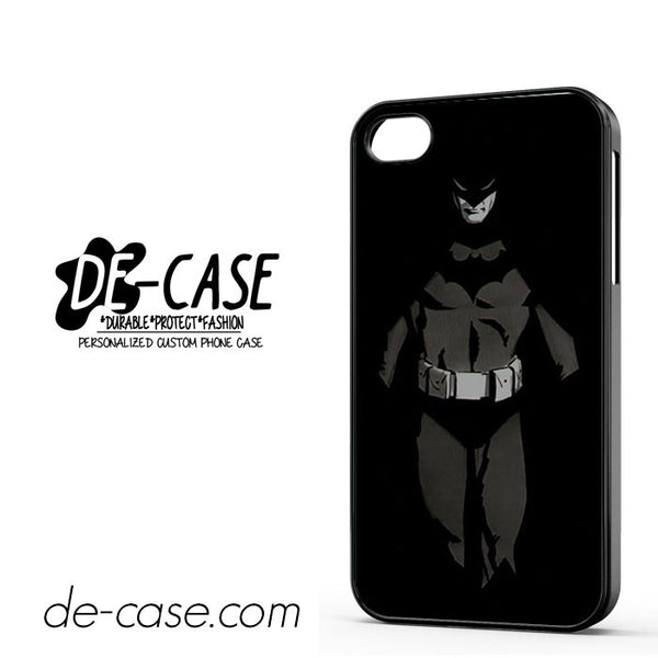 Batman Hidden In Dark For Iphone 4 Iphone 4S Case Phone Case Gift Present