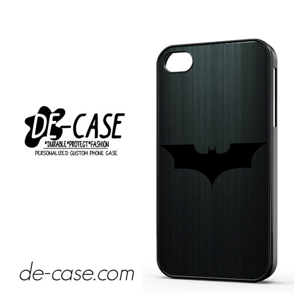 Batman Logo Old For Iphone 4 Iphone 4S Case Phone Case Gift Present