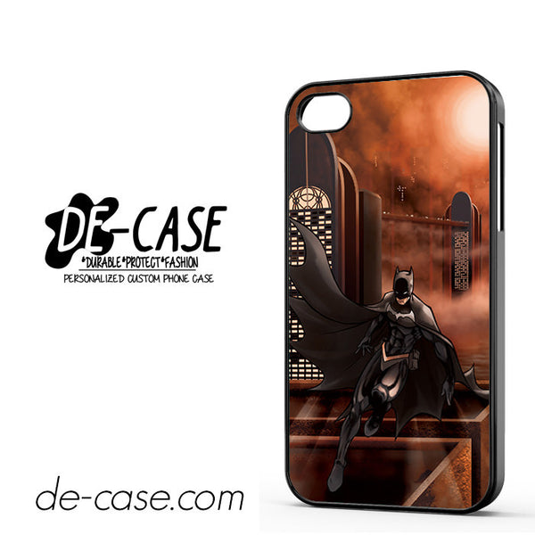 Batman Night Out For Iphone 4 Iphone 4S Case Phone Case Gift Present