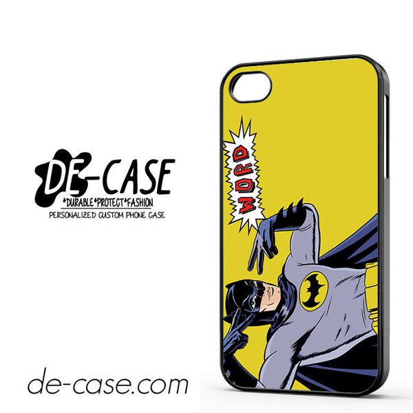 Batman Word Comic For Iphone 4 Iphone 4S Case Phone Case Gift Present