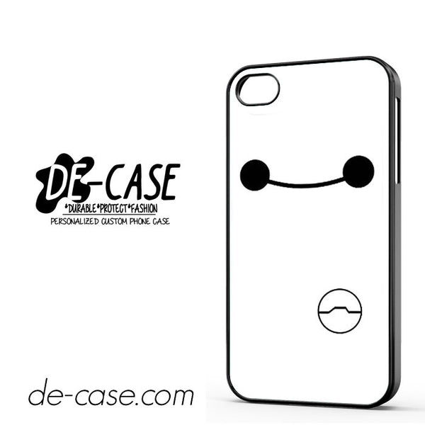 Big Hero 6 Six Smile Baymax For Iphone 4 Iphone 4S Case Phone Case Gift Present