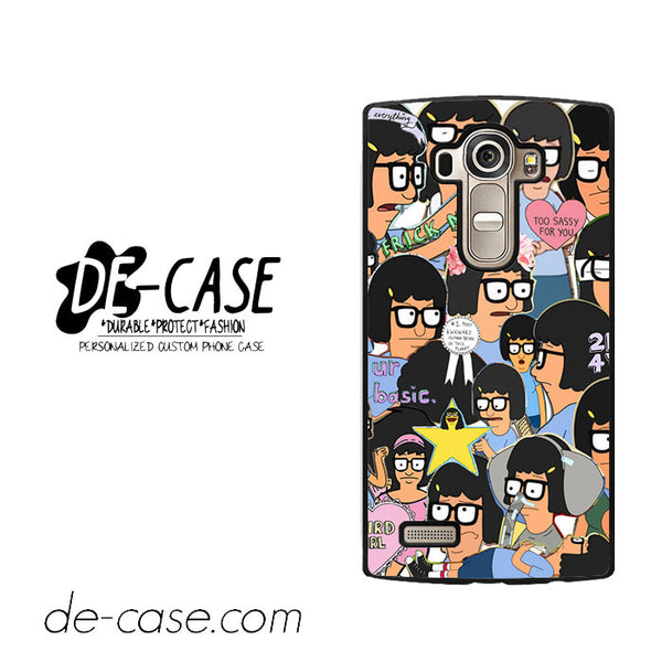 Bobs Burgers Tina For LG G4 Case Phone Case Gift Present YO