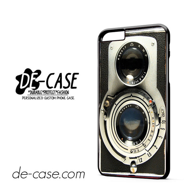 Camera Vintage For Iphone 6 Plus Case